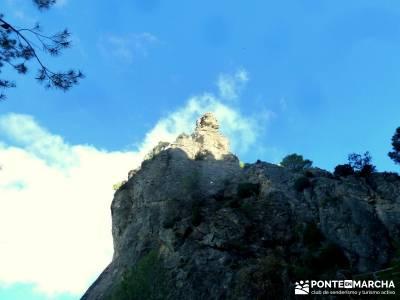 Cazorla - Río Borosa - Guadalquivir; acebos alpujarras granada calas cabo de gata